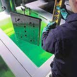 Electro plating